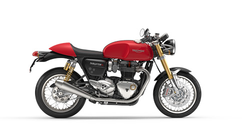 Thruxton-red